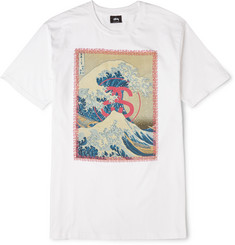 Stüssy Printed Cotton T-Shirt