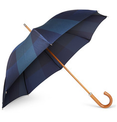 London Undercover City Lux Beech and Malacca-Wood Umbrella
