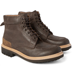 Grenson - Otis Roughout-Leather Boots