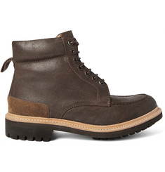 Grenson Otis Roughout-Leather Boots