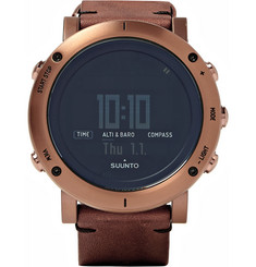 Suunto - Essential Water-Resistant Digital Watch