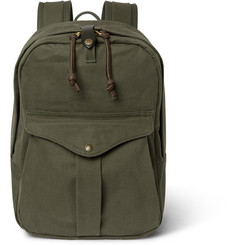 Filson Journeyman Canvas Backpack