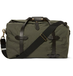 Filson Small Canvas Duffle Bag