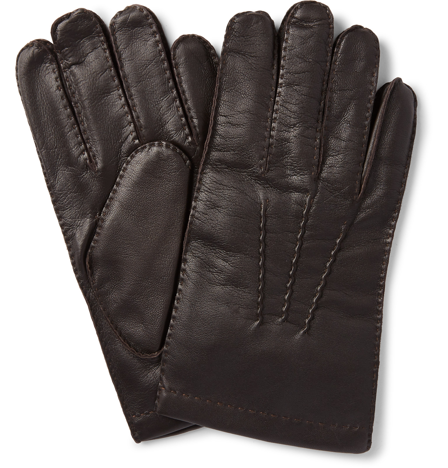 Mens leather gloves gq - Dents Shaftesbury Touchscreen Cashmere Lined Leather Gloves