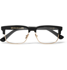 Cutler and Gross Acetate and Metal Glasses