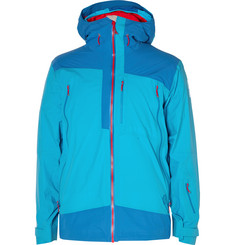 Atomic Cliffline Storm Fold Shell Jacket