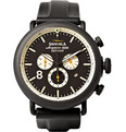 Shinola - The Runwell 47mm Chronograph Stainless Steel and Rubber Watch