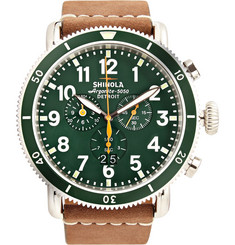 Shinola The Runwell Sport Chronograph Watch 48mm