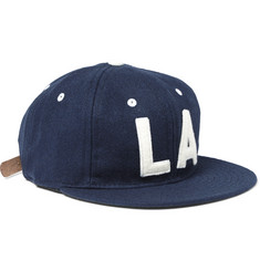 Ebbets Field Flannels Los Angeles Angels 1954 Wool-Broadcloth Baseball Cap