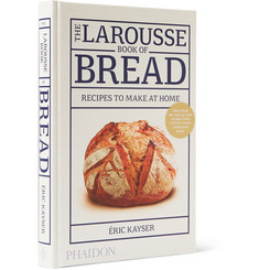 Phaidon The Larousse Book of Bread Hardcover Book