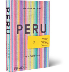Peru: The Cookbook by Gastón Acurio