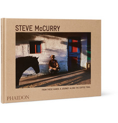 Phaidon Steve McCurry - From These Hands: A Journey Along The Coffee Trail Hardcover Book