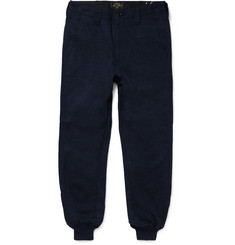 Beams Plus Slim-Fit Wool-Blend Trousers