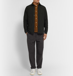 Beams Plus Slim-Fit Corduroy Shirt