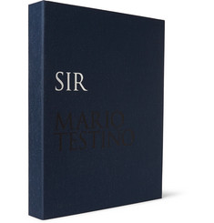 Taschen Mario Testino SIR Collector's Edition Hardcover Book