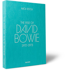 Taschen The Rise of David Bowie Hardcover Book