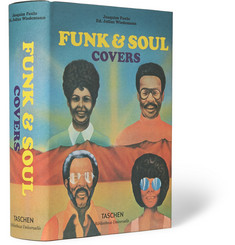 Taschen Funk & Soul Covers Hardcover Book