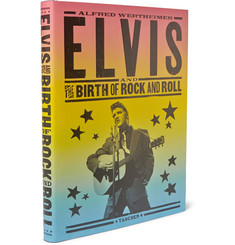 Taschen Elvis And The Birth Of Rock And Roll by Alfred Wertheimer, Chris Murray and Robert Santelli