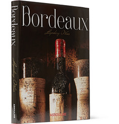 Assouline Bordeaux Legendary Wines Hardcover Book
