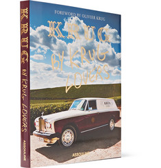 Assouline Krug by Krug Lovers Hardcover Book