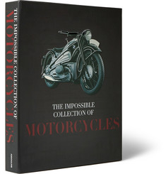 Assouline The Impossible Collection of Motorcycles Hardcover Book