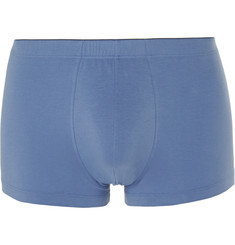 Hanro Mercerised Stretch-Cotton Trunks