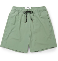 Everest Isles Jackstar Mid-Length Swim Shorts