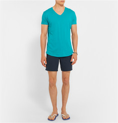 Everest Isles Draupner Mid-Length Swim Shorts