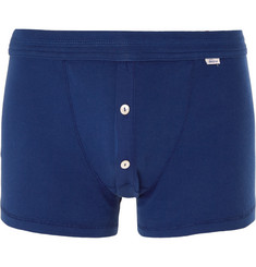 Schiesser Karl Heinz Cotton Boxer Shorts