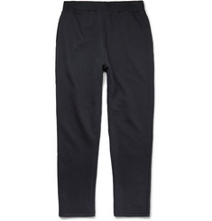 A.P.C. Fleece-Back Cotton-Blend Jersey Sweatpants