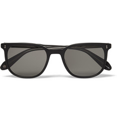 Garrett Leight California Optical Bentley Square-Frame Acetate Sunglasses