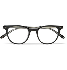 Garrett Leight California Optical Wellesley Square-Frame Acetate Optical Glasses