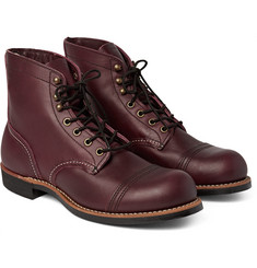 Red Wing Shoes - Iron Ranger Oil-Tanned Leather Boots