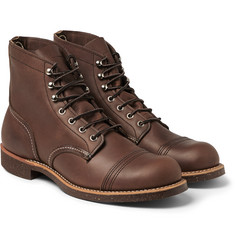 Red Wing Shoes - Iron Ranger Leather Boots