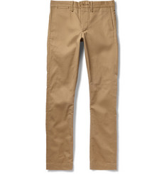 RRL Slim-Fit Dry Cotton-Twill Chinos