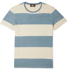 RRL Striped Slub Cotton-Jersey T-Shirt