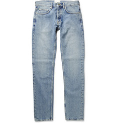 Sandro Slim-Fit Washed-Denim Jeans