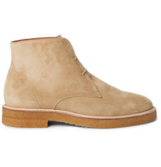 Sandro Suede Chukka Boots