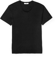 Sandro Slim-Fit Linen T-Shirt