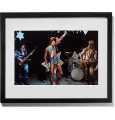 Sonic Editions Framed David Bowie Giclée Print 16