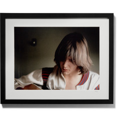 Sonic Editions Framed Gram Parsons Giclée Print 16