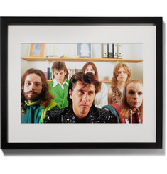 "Sonic Editions Framed Roxy Music Giclée Print 16"" x 20"""