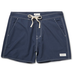 Saturdays NYC Curtis Mid-Length Swim Shorts