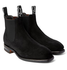 R.M. Williams - Comfort Craftsman Suede Chelsea Boots