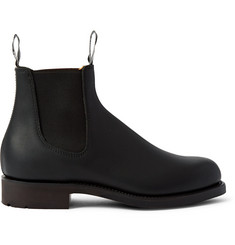 R.M. Williams Gardener Whole-Cut Leather Chelsea Boots