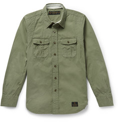 Neighborhood Cotton-Ripstop Overshirt