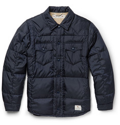 Neighborhood - Quilted Shell Shirt Jacket