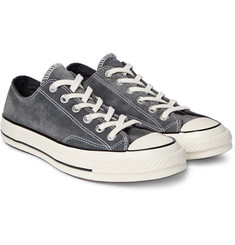 Converse - 1970s Chuck Taylor All Star Suede Sneakers