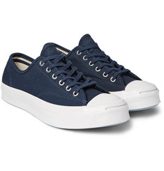 Converse - Jack Purcell Signature Jungle Cloth Canvas Sneakers