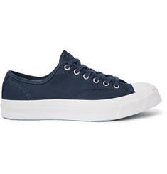 Converse Jack Purcell Signature Jungle Cloth Canvas Sneakers